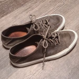Frye leather shoes